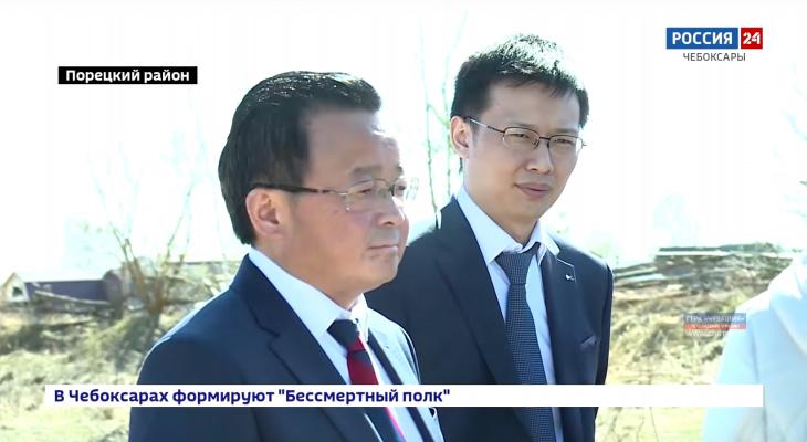 Китайцы обещают построить в Чувашии лучший агрокомплекс в России