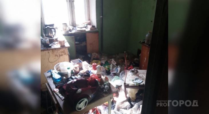 """Жительница цивильской многоэтажки: """"Из соседской квартиры к нам лезут опарыши, мухи и грызуны"""""""