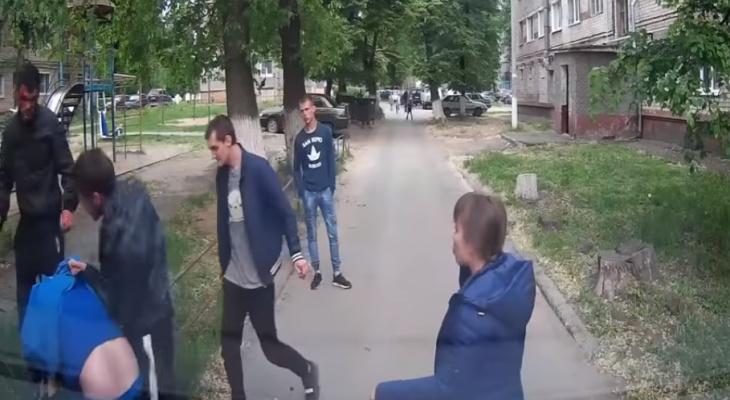 Секс пьяных Русских выпускников школы на улице