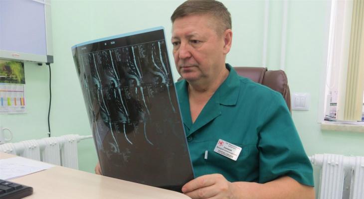 В Чебоксарах врачи применяют технологии для улучшения кровообращения, чтобы снять многие симптомы