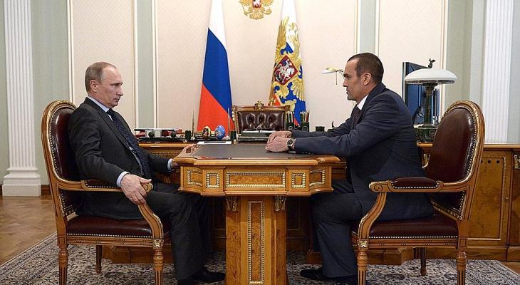 Путин поздравил Игнатьева и жителей Чувашии с Днем России, напомнив о долге