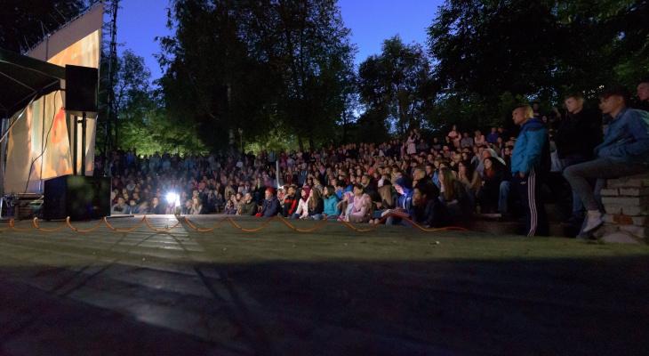 В Чебоксарах под открытым небом бесплатно покажут кино и мультфильмы