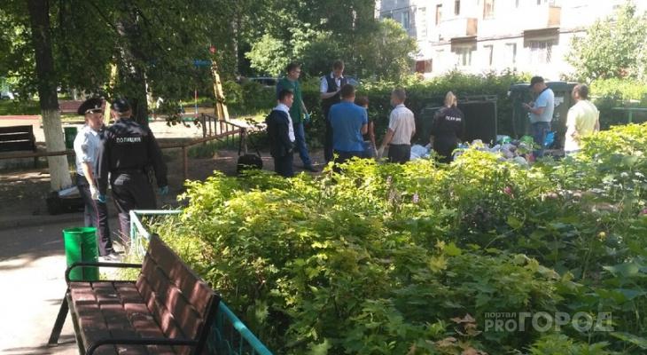 В Новочебоксарске раскрыли убийство мужчины, части тела которого нашли в мусорках