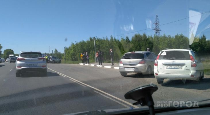 Дорогу для личных автомобилей на Троицу закроют с 5 утра