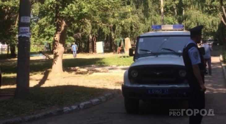 В Чебоксарах до поздней ночи разыскивали двух детей