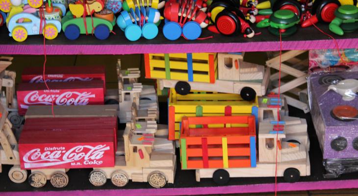 В Чувашии нашли игрушки без документов о безопасности для ребенка