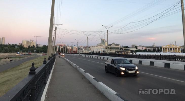 В Чебоксарах ограничат движение транспорта