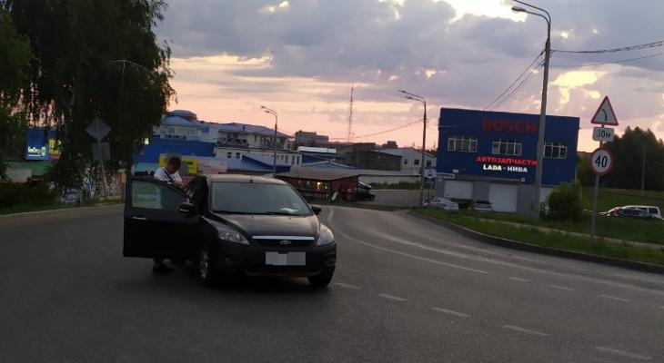 В Чебоксарах пойман нетрезвый водитель из Московской области