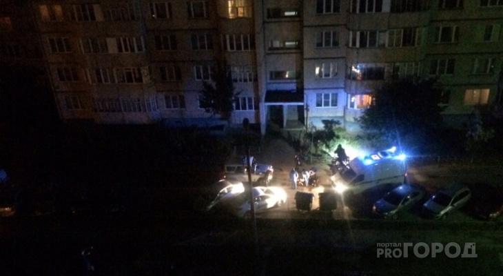 В Новоюжном районе на глазах у подруги убили девушку