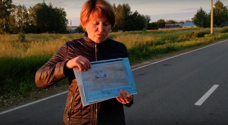 На «Главной дороге» показали обращение жительницы Чувашии к Путину