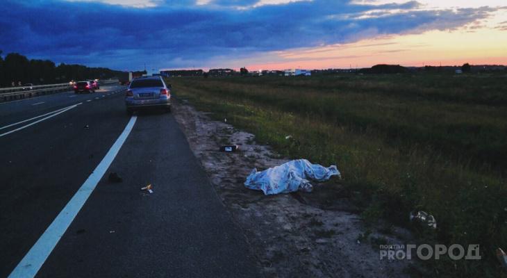 В Чувашии сбили отца с дочерью, 17-летняя девушка погибла