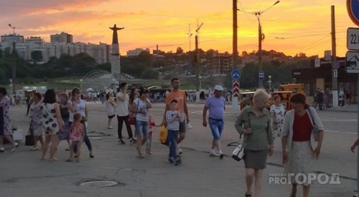В Чебоксарах в День семьи, любви и верности выступят российские звезды