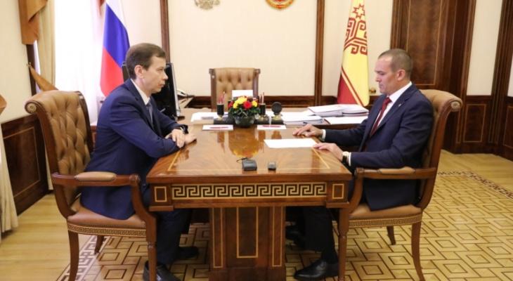 Игнатьев взял на работу нового министра с опытом банковского дела