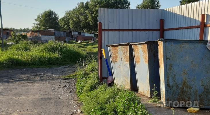 В Чувашии начали устанавливать контейнеры для разделения мусора