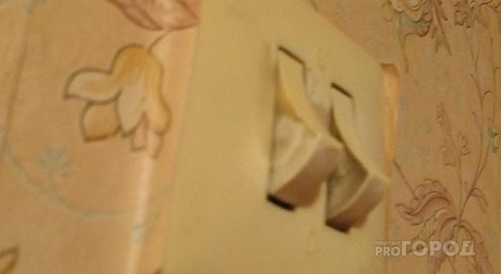 В Чебоксарах сразу в нескольких домах отключают свет