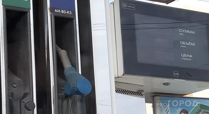 В Чувашии выросли цены на дизельное топливо