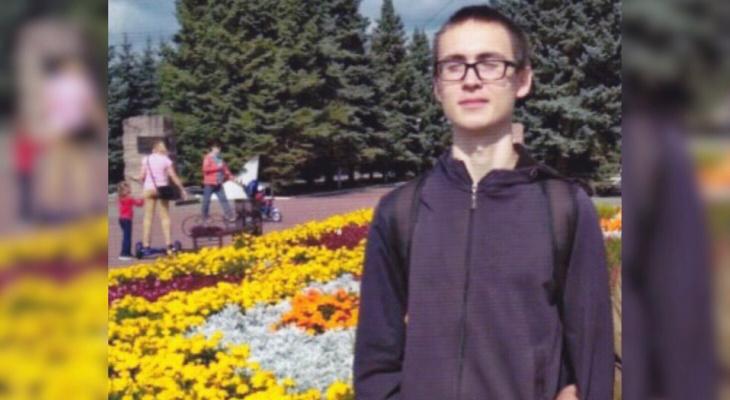 По пути в Чебоксары пропал 20-летний парень