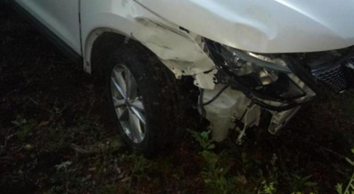 В Чувашии погиб водитель мотоблока, на который наехала женщина на «Ниссане»