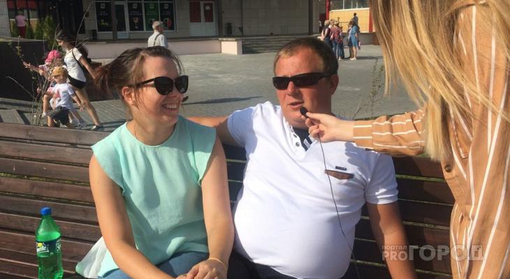 """Чебоксарцы высказались об установке камер у фонтанов рядом с """"Шупашкаром"""""""