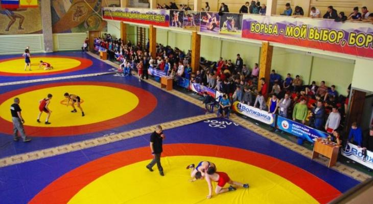 День здоровья в Чувашии: мастер-класс по вольной борьбе, массовое катание на коньках и бассейн
