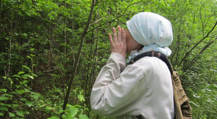 Заблудившаяся в лесу чебоксарка отказалась от помощи спасателей