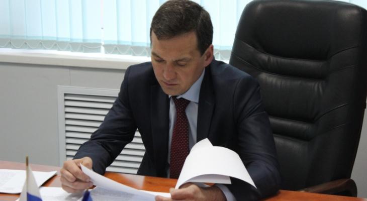 Председатель кабинета министров Чувашии заменит Михаила Игнатьева до конца июля