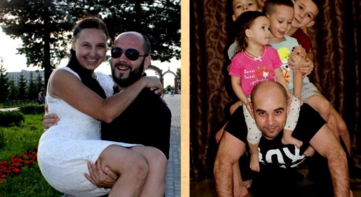 Многодетная семья из Новочебоксарска взяла номинацию во Всероссийском конкурсе
