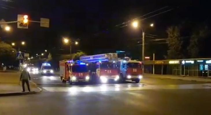 В Чебоксарах ночью ограничат движение транспорта