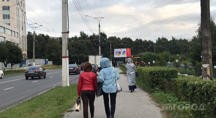 "МЧС Чувашии объявило ""желтый"" уровень опасности"