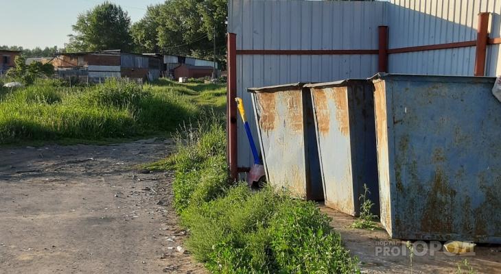 Часть жителей Чувашии бойкотировала оплату вывоза мусора
