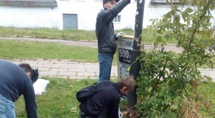 На уборку чебоксарских улиц вывели правонарушителей