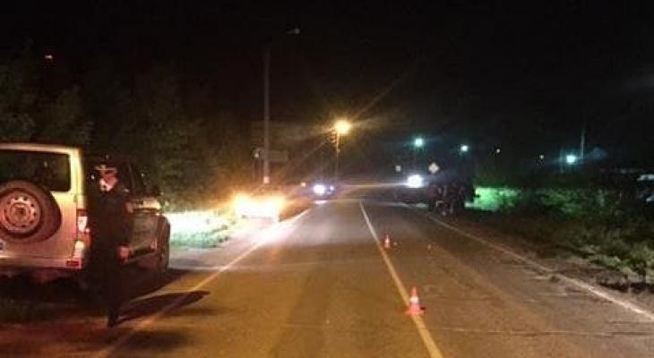 В Чувашии задержали водителя, скрывшегося после смертельного ДТП