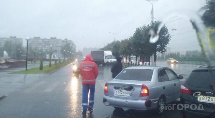 """Возле """"Шупашкара"""" сбили мужчину на пешеходном переходе"""