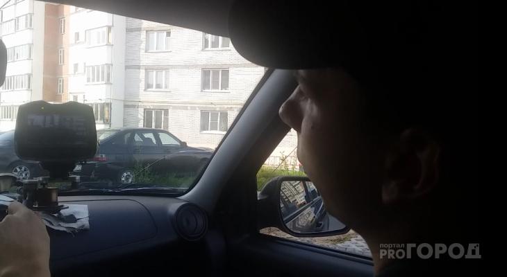 """В Чебоксарах автомобили с """"Парконами"""" охотятся на нарушителей ранним утром"""