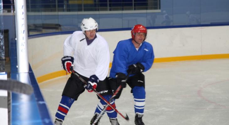 Ладыков соберет команду и выйдет на лед против «Стрижей»