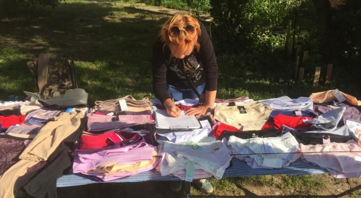 В Чебоксарах по двум адресам нашли нелегальных торговцев