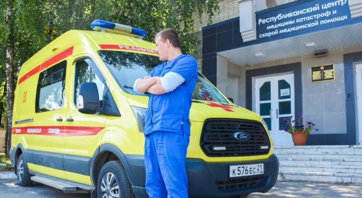 В Чувашии медики запустили сердце пациента после 15 минут клинической смерти