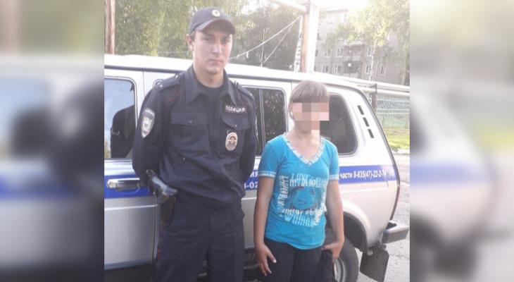 В Ядринском районе нашли пропавшую 10-летнюю девочку, которую искали всю ночь