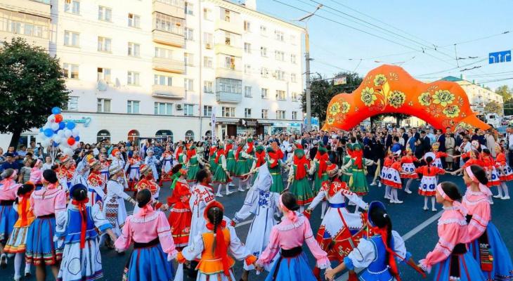 Афиша праздничных мероприятий 24 августа в Чебоксарах