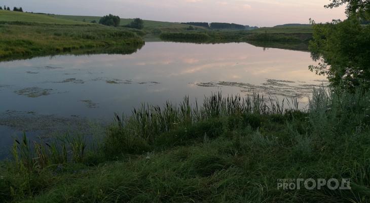 В Чебоксарском районе мужчина выкопал могилу, пошел искупаться и утонул