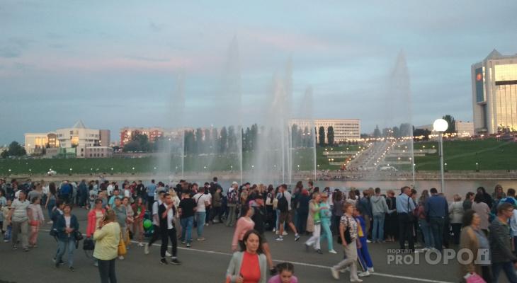 Жители назвали события, которые омрачили празднование 550-летия Чебоксар
