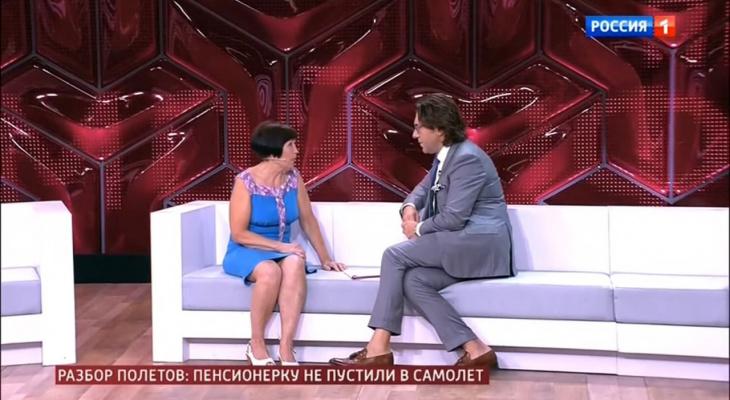 """Малахов о сотрудницах аэропорта, не пустивших чебоксарку: """"Реакция возмущает своей хладнокровностью"""""""