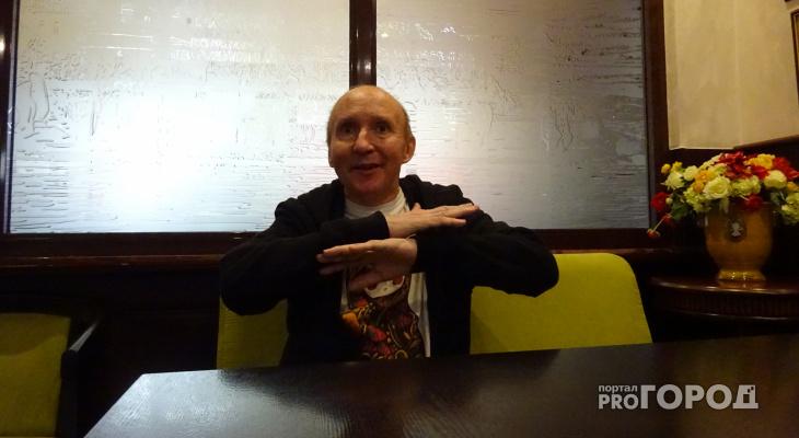 Скончался российский актер Александр Числов, который неоднократно приезжал в Чебоксары