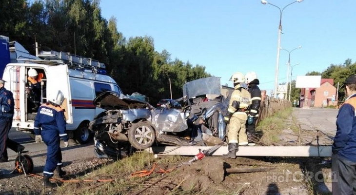 Появились подробности смертельного ДТП в Чебоксарском районе