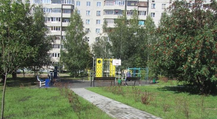 Активные чебоксарцы придумали проект для своего двора и вложили деньги