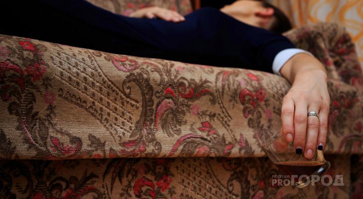 В Чувашии увеличились случаи смерти от алкогольного отравления