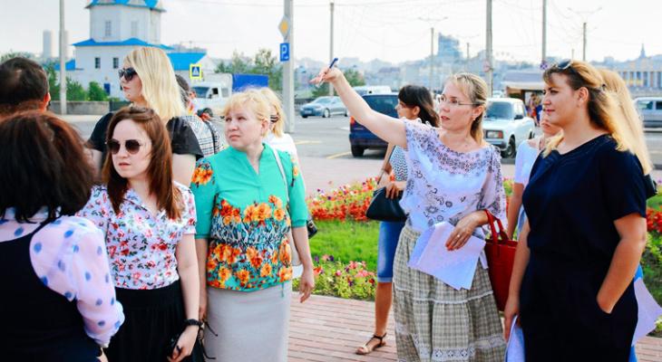 Чебоксарцев приглашают на экскурсии по городу