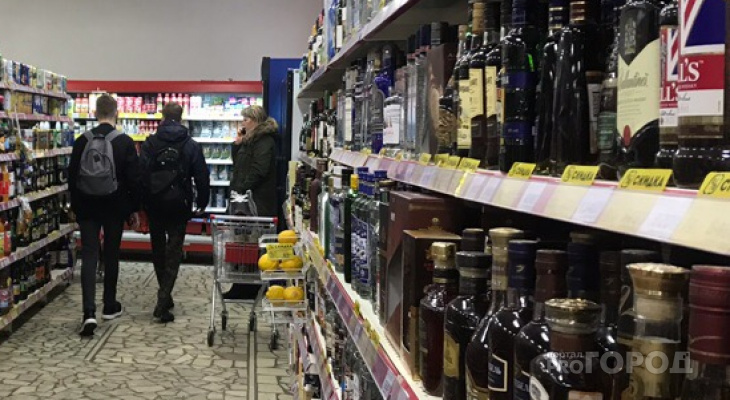 Возраст продажи алкоголя хотят повысить уже в новом году