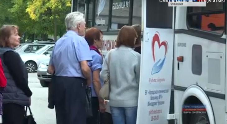 В Чувашии начали делать прививки против гриппа