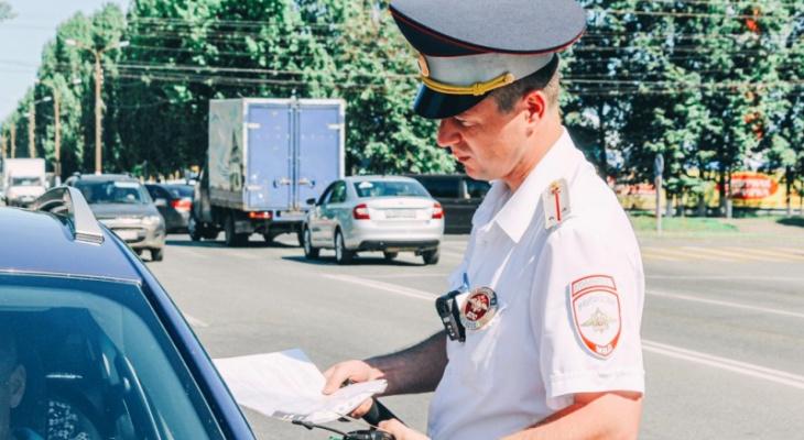 В День трезвости инспекторы проводят рейд на дорогах Чебоксар